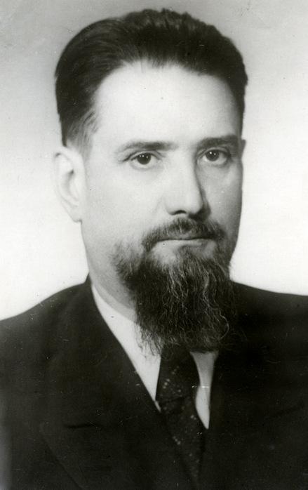 И.В. Курчатов. 1943
