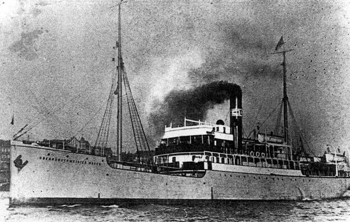 1922 год
